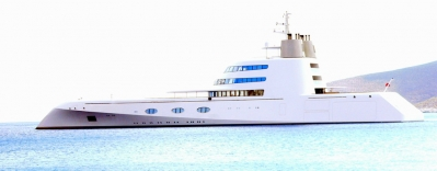 Yacht der Superlative