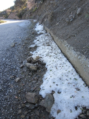 Schnee Tilos